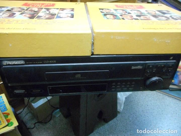 Discos de vinilo: pioneer laserdisc mas coleccion discos antologia del cine clasico - Foto 2 - 99672271