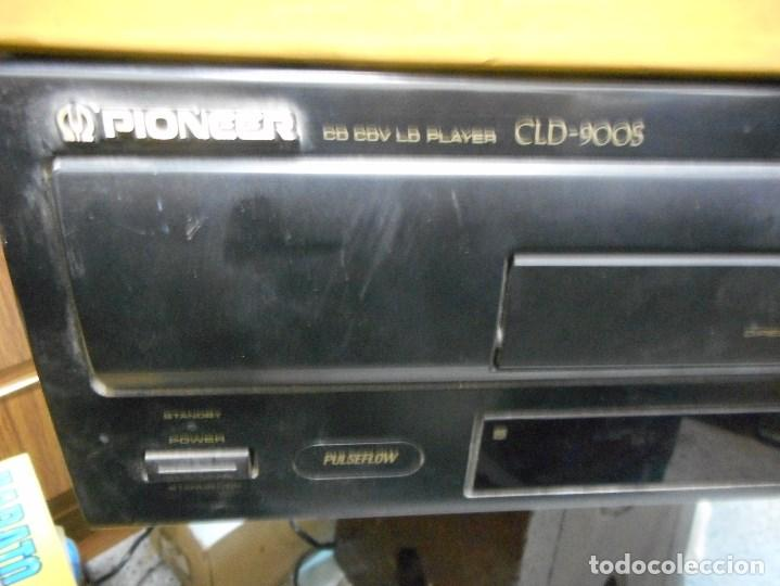Discos de vinilo: pioneer laserdisc mas coleccion discos antologia del cine clasico - Foto 3 - 99672271