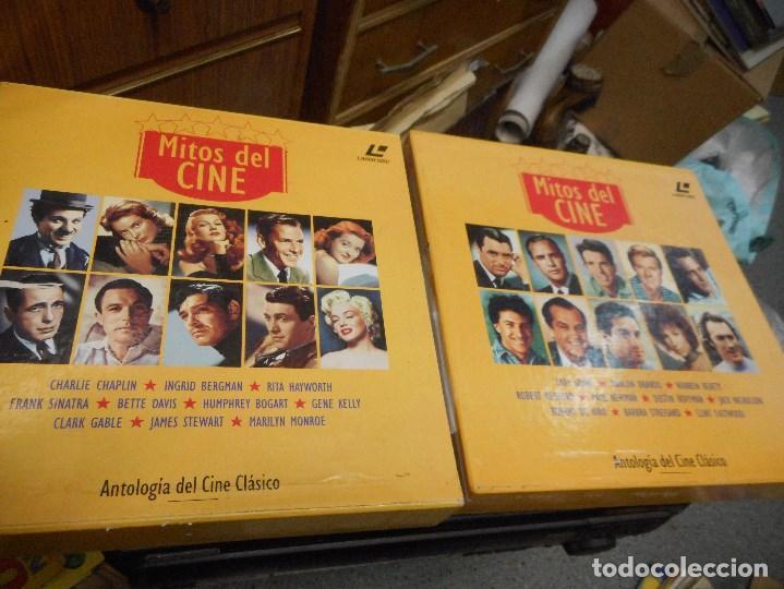 Discos de vinilo: pioneer laserdisc mas coleccion discos antologia del cine clasico - Foto 5 - 99672271