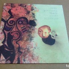 Discos de vinilo: COIL - COIL PRESENTS BLACK LIGHT DISTRICT (LP 2013, ESKATON 009) NUEVO. Lote 104093120