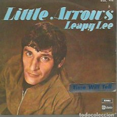 Discos de vinilo: LITTLE ARROWS SINGLE SELLO EMI AÑO 1969 EDITADO EN ESPAÑA . Lote 99692179