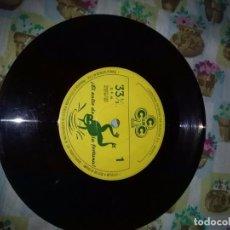 Discos de vinilo: EL SALTO DE LA FORTUNA. 1967, SIN CARATULA. SOLAMENTE EL DISCO.. Lote 99700131