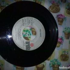 Discos de vinilo: ANGELA CARRASCO. SI TE VAS, NO HAY NADIE MAS. SIN CARATULA.. Lote 99700263