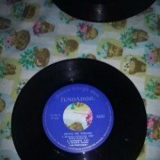 Discos de vinilo: DISCO SORPRESA FUNDADOR. EXITOS DEL VERANO. VUELO 502. JUANITA BANANA. LA BANDA BORRACHA. Lote 99701655
