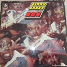 Discos de vinilo: JIMMY JAMES AND THE VAGABONDS - NOW LP 1976 - PYE EDICION ESPAÑOLA. Lote 99731819