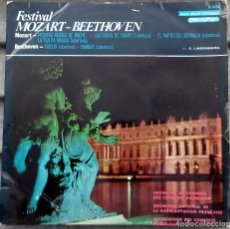 Discos de vinilo: VINILO LP FESTIVAL MOZART - BEETHOVEN. DISCOPHON 1965. Lote 99732027