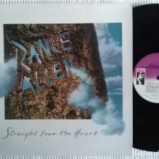Discos de vinilo: THE RANCE ALLEN GROUP - '' STRAIGHT FROM THE HEART '' LP ORIGINAL USA 1978. Lote 37875975
