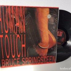 Discos de vinilo: DISCO VINILO BRUCE SPRINGSTEEN ( HUMAN TOUCH ) 1992. Lote 99752711