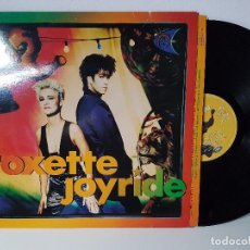 Discos de vinilo: DISCO VINILO ROXETTE ( JOYRIDE ) 1991. Lote 99756407