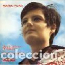 Discos de vinilo: MARIA PILAR SINGLE SELLO VERGARA AÑO 1969 EDITADO EN ESPAÑA . Lote 99756495