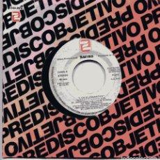 Discos de vinilo: LOS ELEGANTES / PERDER O GANAS + VERSION INSTRUMENTAL (SINGLE PROMO 1989). Lote 99774971