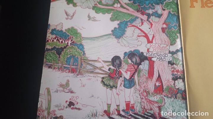 Discos de vinilo: LP FLEETWOOD MAC: 2 LP'S ORIGINALES: KILN HOUSE + FUTURE GAMES - Foto 2 - 99785575