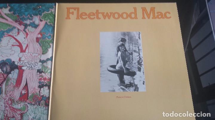 Discos de vinilo: LP FLEETWOOD MAC: 2 LP'S ORIGINALES: KILN HOUSE + FUTURE GAMES - Foto 3 - 99785575
