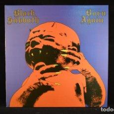 Discos de vinilo: BLACK SABBATH - BORN AGAIN - LP REEDICION. Lote 99787543