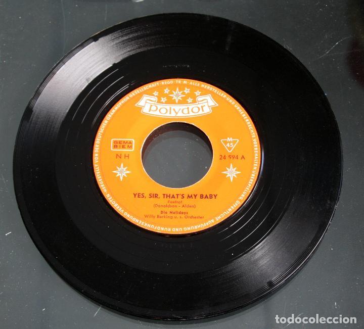 YES, SIR, THAT´S MY BABY (Música - Discos - Singles Vinilo - Country y Folk)
