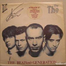Discos de vinilo: THE THE – THE BEAT(EN) GENERATION - EPIC 1989 - MAXI - P. Lote 99793095