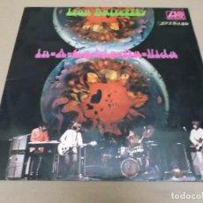 Discos de vinilo: IRON BUTTERFLY (LP) IN-A-GADDA-DA-VIDA AÑO 1969. Lote 99811290
