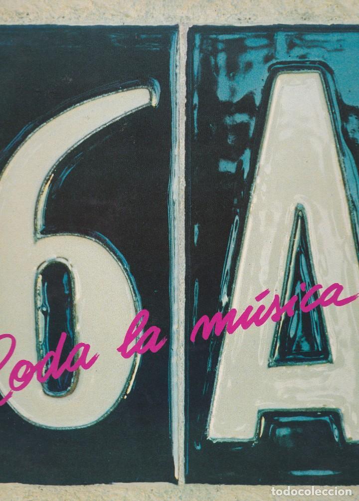 Discos de vinilo: lp sisa. roda la música. en català. amb encarte original de lletres. provat i en molt bon estat - Foto 2 - 99820019
