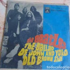 Vinyl-Schallplatten - The Beatles – The Ballad Of John And Yoko / Old Brown Shoe - single 1969 - 99833291