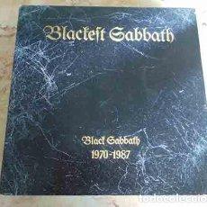 Discos de vinilo: BLACK SABBATH – BLACKEST SABBATH: BLACK SABBATH 1970-1987 - DOBLE LP. Lote 99833323