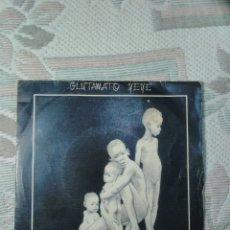 Discos de vinilo: SINGLE - GLUTAMATO YEYE - TODOS LOS NEGRITOS TIENEN HAMBRE (Y FRIO) ARIOLA. Lote 99838679