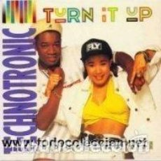 Discos de vinilo: TECHNOTRONIC - TURN IT UP - 12' MAX MUSIC (SPAIN) 1990 . Lote 99854243