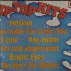 Discos de vinilo: TIP TOP HITS. Lote 99857603