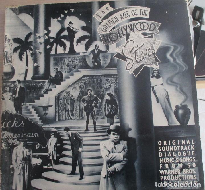 Discos de vinilo: LOTE THE GOLDEN AGE OF THE HOLLYWOOD MUSICAL + GOLDEN AGE OF HOLLYWOOD STARS - Foto 4 - 99859639