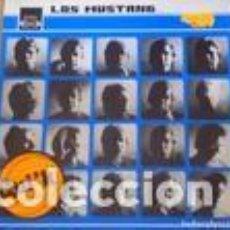 Discos de vinilo: DISCO VINILO LOS MUSTANG - CONOCERTE MEJOR . Lote 99863871