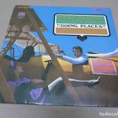 Discos de vinilo: HERB ALPERT & THE TIJUANA BRASS (LP) GOING PLACES AÑO 1970. Lote 99879471