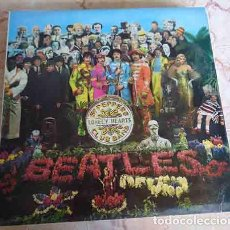 Discos de vinilo: THE BEATLES‎– SGT. PEPPER'S LONELY HEARTS CLUB BAND - LP RE - UK. Lote 99908959