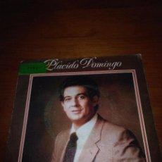 Discos de vinilo: PLACIDO DOMINGO. CAMINITO MI BUENOS AIRES QUERIDO. MB1. Lote 99920811