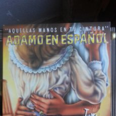 Dischi in vinile: ADAMO EN ESPAÑOL - LP DOBLE .. Lote 99925319
