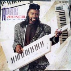 Discos de vinilo: ROBERT IRVING III – MIDNIGHT DREAM 1988 MUY RARO. Lote 99952587