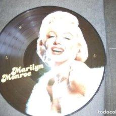 Discos de vinilo: MARILYN MONROE / LP PICTURE 33 RPM. Lote 99957991