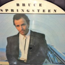 Disques de vinyle: LP THE TUNNEL OF LOVE. BRUCE SPRINGSTEEN VINILO. ENMARCADO. 1987. Lote 89744816