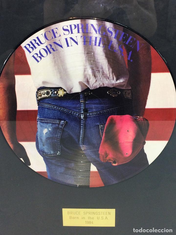 LP VINILO BORN IN THE U.S.A.. BRUCE SPRINGSTEEN. ENMARCADO. 1984 (Música - Discos de Vinilo - EPs - Cantautores Extranjeros)