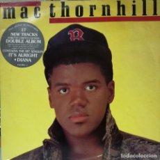 Discos de vinilo: MACTHORNHILL - MACTHORNHILL - LP DOBLE UE 1989. Lote 99970411
