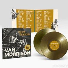 Discos de vinilo: VAN MORRISON - ROLL WITH THE PUNCHES EDICIÓN LTD NUMERADA VINILO DORADO 180G 2LP PRECINTADO. Lote 99978323
