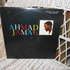 Discos de vinilo: THE AHMAD JAMAL TRIO– VOLUME IV.LP ORIGINAL USA 1958.SELLO ARGO.BOP. Lote 99999419