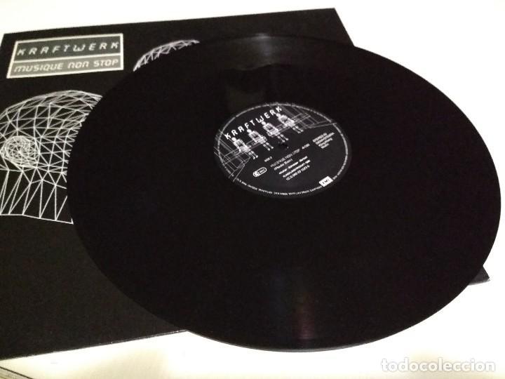 Discos de vinilo: KRAFTWERK. Musique non stop - Foto 3 - 100002863