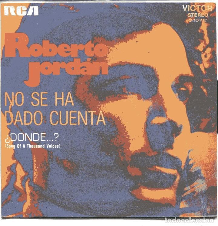 Roberto Jordan No Se Ha Dado Cuenta Donde Vendido En Venta Directa 100018451