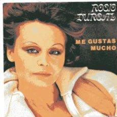 Discos de vinilo: ROCIO DURCAL / ME GUSTAS MUCHO / CUANDO YO QUERIA HAS DE VOLVER (SINGLE 1983) STARLUX. Lote 100019959