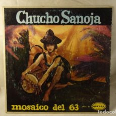 Discos de vinilo: CHUCHO SANOJA - MOSAICO DEL 63 - EDICIÓN DE VENEZUELA. Lote 100026379