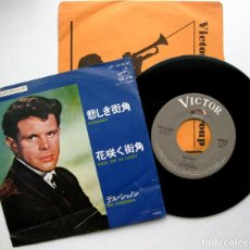 Discos de vinilo: DEL SHANNON - RUNAWAY / HATS OFF TO LARRY - SINGLE VICTOR 1977 JAPAN (EDICIÓN JAPONESA) BPY. Lote 100037483
