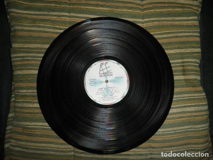 Discos de vinilo: LIONEL RICHIE - DANCING ON THE CEILING LP - ORIGINAL ESPAÑOL - MOTOWN 1986 - FUNDA INT. ORIGINAL - - Foto 12 - 141569782