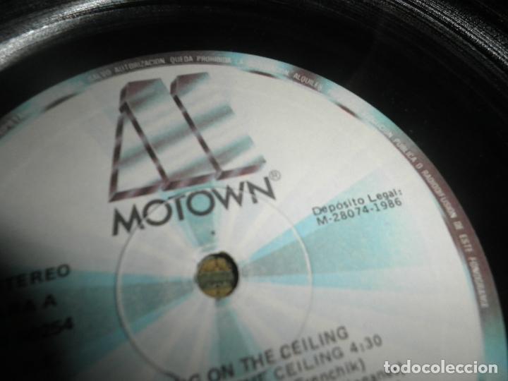 Discos de vinilo: LIONEL RICHIE - DANCING ON THE CEILING LP - ORIGINAL ESPAÑOL - MOTOWN 1986 - FUNDA INT. ORIGINAL - - Foto 14 - 141569782