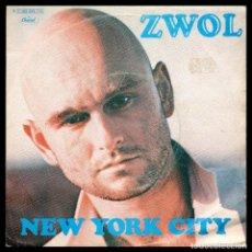 Discos de vinilo: ZWOL, NEW YORK CITY Y DEMAS.. Lote 100089035