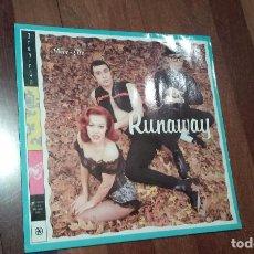 Discos de vinilo: DEEE-LITE.RUNAWAY.MAXI. Lote 100089783