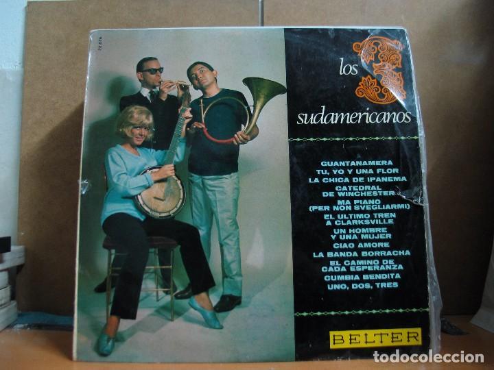 LOS 3 SUDAMERICANOS - LOS 3 SUDAMERICANOS - BELTER 22.076 - 1967 (Música - Discos - LP Vinilo - Grupos Españoles 50 y 60)